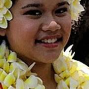 Molokai Dancer Poster