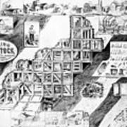 Comstock Lode, 1859-79 Poster