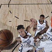 Oklahoma City Thunder v Memphis Grizzlies Poster