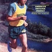 Oregon Steve Prefontaine Sports Illustrated Cover Poster