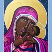Our Lady Mother of the Streets Poster