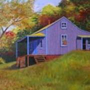 Purple Mountain House Poster
