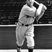Rogers Hornsby Poster