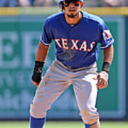 Rougned Odor Poster