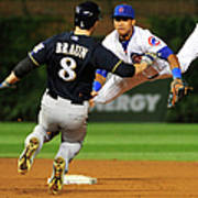 Ryan Braun and Starlin Castro Poster