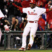 Ryan Howard and Jimmy Rollins Poster