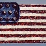Speggetti Flag Poster