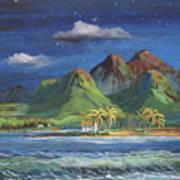Splendor in the Moonlight Poster