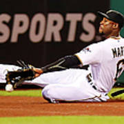 Starling Marte Poster
