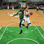 Stephen Curry and Gerald Green Poster