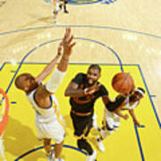 Stephen Curry and Kyrie Irving Poster