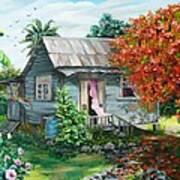 Sweet Tobago Life.  2 Poster