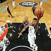 Thaddeus Young Poster