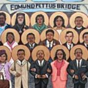 The Saints of Selma Poster