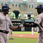 Todd Helton and Dexter Fowler Poster