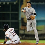 Troy Tulowitzki and Chris Carter Poster