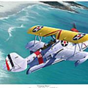 Unsung Hero - Grumman J2F Duck Poster