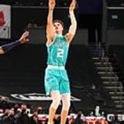Utah Jazz v Charlotte Hornets Poster