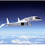 Valkyrie - Mach 3 At 70000 Feet Poster
