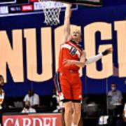 Washington Wizards v Denver Nuggets Poster