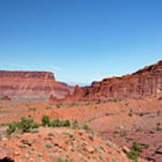 Wild Utah Landscape Poster