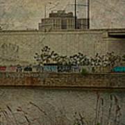 Across The Schuylkill River In Philadelphia - Pennsylvania - Usa Art Print