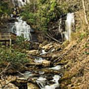 Amacola Falls Art Print