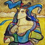 Andalusia  Art Print