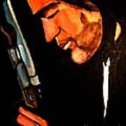 Antonio Banderas Art Print
