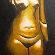 Before Us Iv Nefertiti Art Print