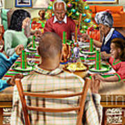 bless us o lord and these thy gifts painting by reggie duffie