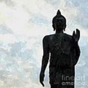 Buddha 30 Art Print