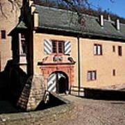 Castle Entrance Art Print