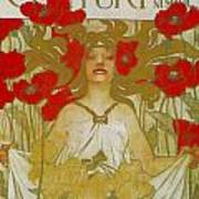 Century Midsummer Holiday Number Art Print