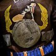Dona Bomber Jacket Art Print