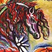 Dream Horse 2 Art Print