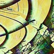 Fragmentation Art Print