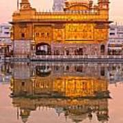 Golden Temple - Amritsar Art Print