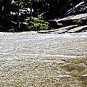 Granite River Art Print