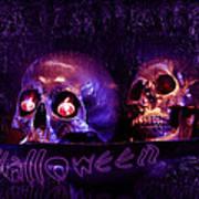 Halloween Party  Art Print