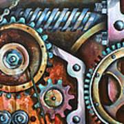 ' Harmony 8' Art Print