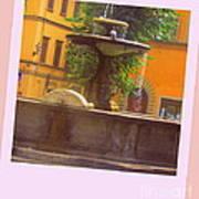 Italy San Spirito Art Print by Lyn Vic
