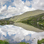 Lakes Of The Clouds - Mount Washington New Hampshire Art Print