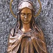 Mary Daughter Of Joachim Art Print
