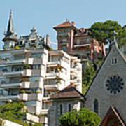 Montreux Art Print