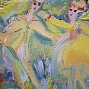 O Dilly Dance Art Print