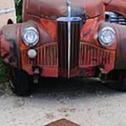 Old Old Car Art Print
