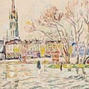 Rouen Art Print