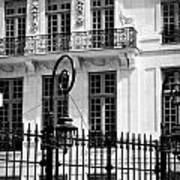 St Germain Des Pres Art Print