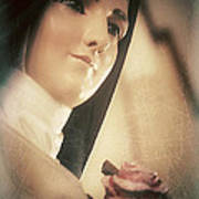 St. Therese Art Print